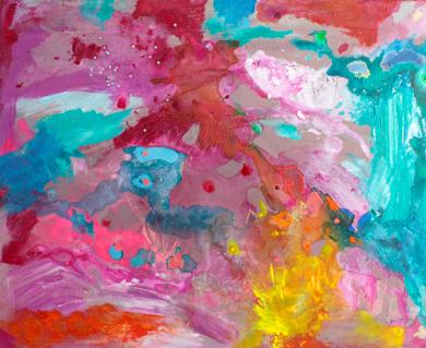Expansión|PinturadeÁngeles Romo| Compra arte en Flecha.es