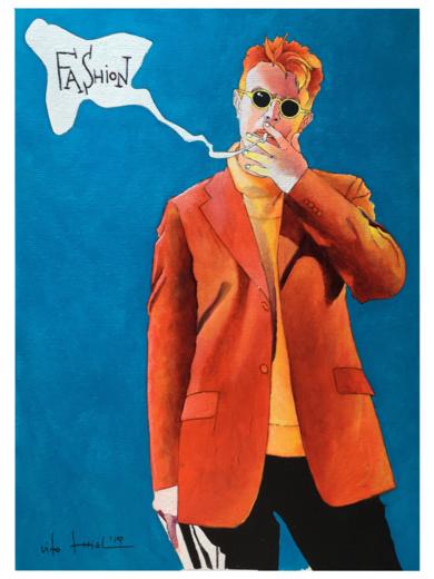 Fashion|IlustracióndeVito Thiel| Compra arte en Flecha.es