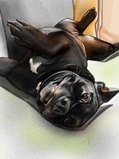 Fine|DibujodeÁngeles Romo| Compra arte en Flecha.es