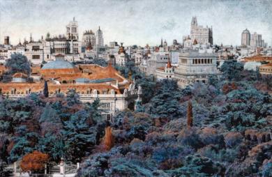La Ciudad Recuperada # 2|FotografíadeCarlos Arriaga| Compra arte en Flecha.es