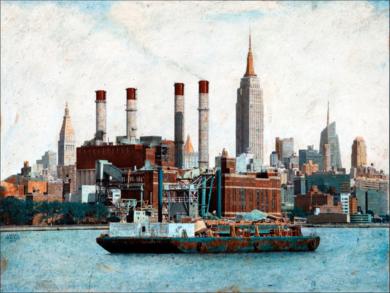 Midtown Manhattan|FotografíadeCarlos Arriaga| Compra arte en Flecha.es