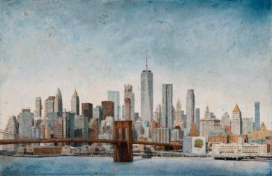 New Lower Manhattan # 2|FotografíadeCarlos Arriaga| Compra arte en Flecha.es