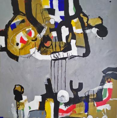 Lost feeling|PinturadeHéctor Glez| Compra arte en Flecha.es