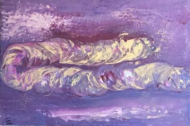 Efecto boomerang|PinturadeEnric Correa| Compra arte en Flecha.es