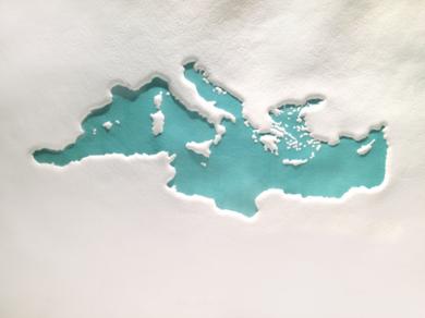 Mare Nostrum XXIV|Obra gráficadeJaelius Aguirre| Compra arte en Flecha.es