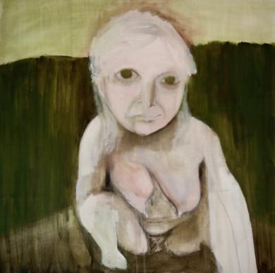 Así nació un vientre|PinturadeReme Remedios| Compra arte en Flecha.es
