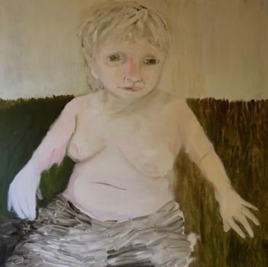 Recoger rocío en el vientre|PinturadeReme Remedios| Compra arte en Flecha.es