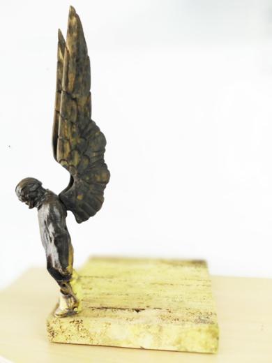 Cuestión de perspectiva II.|EsculturadeReula| Compra arte en Flecha.es