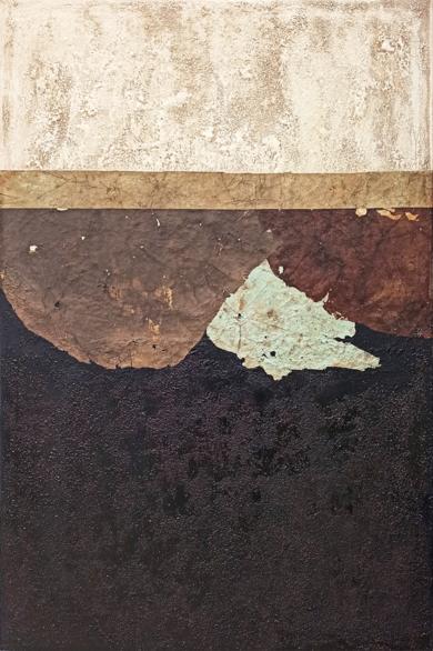 Light blue spot|CollagedeRamon Vintró| Compra arte en Flecha.es