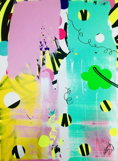 paisaje 01|PinturadeJose Palacios| Compra arte en Flecha.es