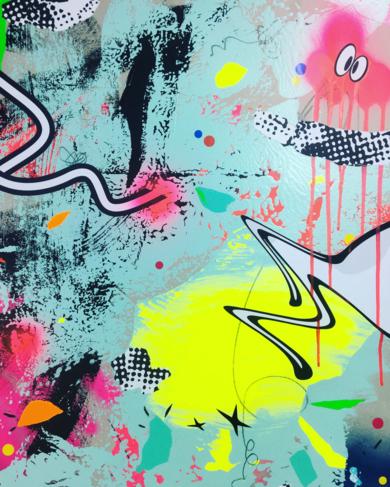 Paisaje 02|PinturadeJose Palacios| Compra arte en Flecha.es
