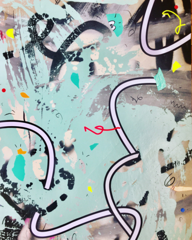 Paisaje 03|PinturadeJose Palacios| Compra arte en Flecha.es