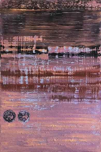 Equilibrio cromático|PinturadeEnric Correa| Compra arte en Flecha.es
