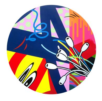 Día 01|PinturadeJose Palacios| Compra arte en Flecha.es