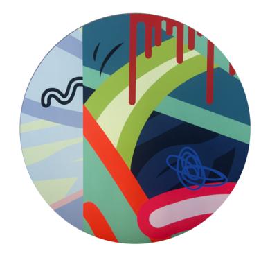 Día 04|PinturadeJose Palacios| Compra arte en Flecha.es