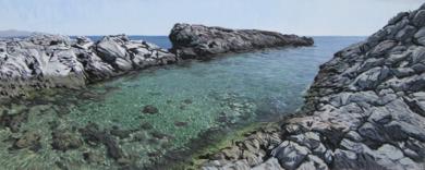 Marina del Este|PinturadeCarlos J. Márquez| Compra arte en Flecha.es