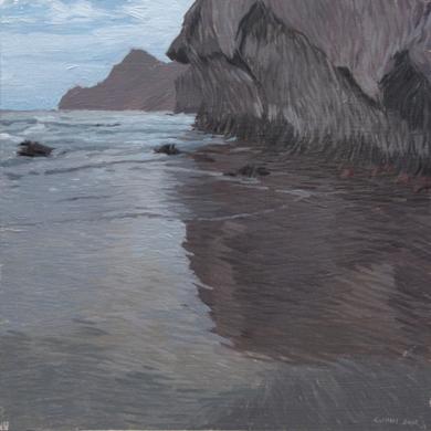 Cabo de Gata Mónsul PF|PinturadeCarlos J. Márquez| Compra arte en Flecha.es