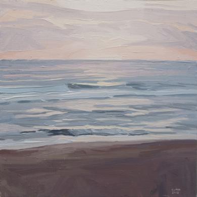 Cabo de Gata Playazo PF|PinturadeCarlos J. Márquez| Compra arte en Flecha.es
