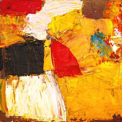 Petite Composition PinturadeAurelie Jeannin  Compra arte en Flecha.es