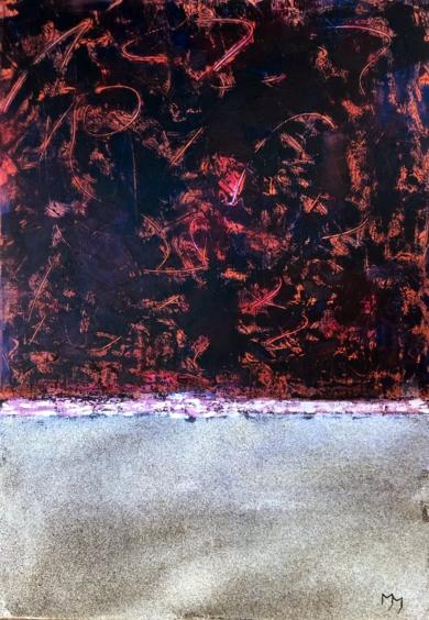 2020#29|PinturadeMarc Mengus| Compra arte en Flecha.es