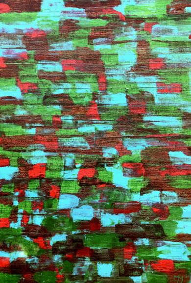 2020#22|PinturadeMarc Mengus| Compra arte en Flecha.es