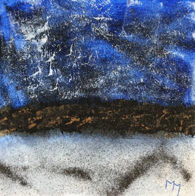 2019#10|PinturadeMarc Mengus| Compra arte en Flecha.es