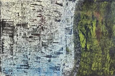Frontera natural|PinturadeEnric Correa| Compra arte en Flecha.es