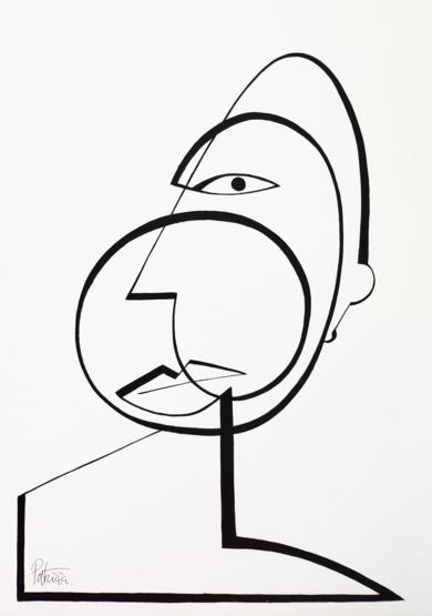 Black DibujodePatricia  Compra arte en Flecha.es