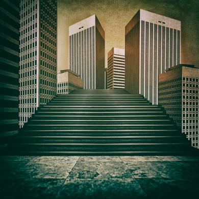 Staircase|DigitaldeAndy Sotiriou| Compra arte en Flecha.es