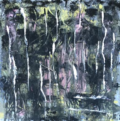 2020#2|PinturadeMarc Mengus| Compra arte en Flecha.es
