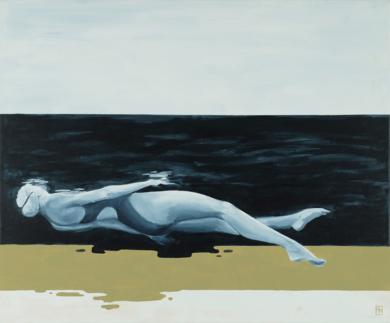 Black Mirror|PinturadeAna Patitú| Compra arte en Flecha.es