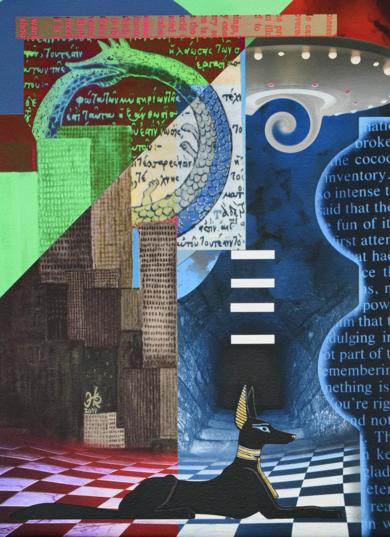 Transmutación|DigitaldeHelena Revuelta| Compra arte en Flecha.es