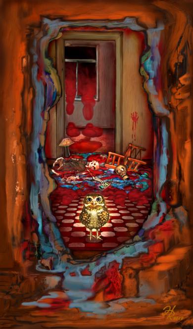 ROOM 2 (The Hope Room)|DigitaldeHelena Revuelta| Compra arte en Flecha.es