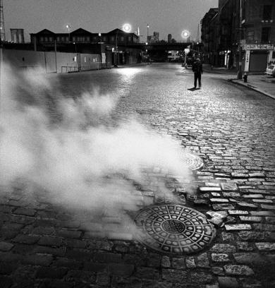 Steam heat,  NYC, USA|FotografíadeAndy Sotiriou| Compra arte en Flecha.es