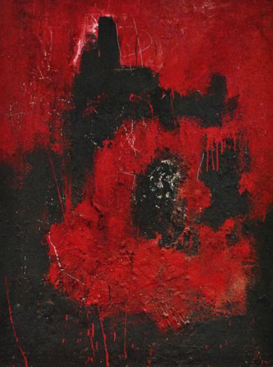 Il finale e l'inizio|PinturadeInes Capella| Compra arte en Flecha.es