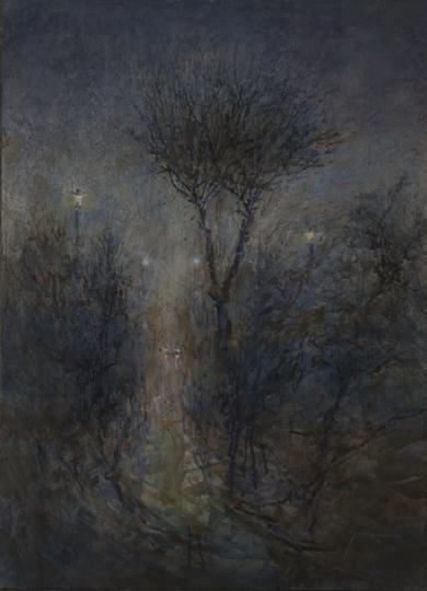 Mi soledad|PinturadeJavieruiz| Compra arte en Flecha.es
