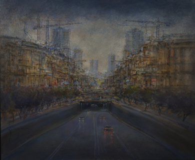 Madrid mental|PinturadeJavieruiz| Compra arte en Flecha.es