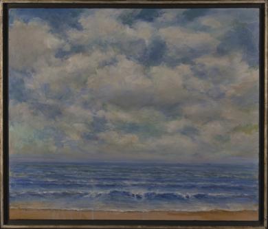 Nubes de primavera|PinturadeJavieruiz| Compra arte en Flecha.es