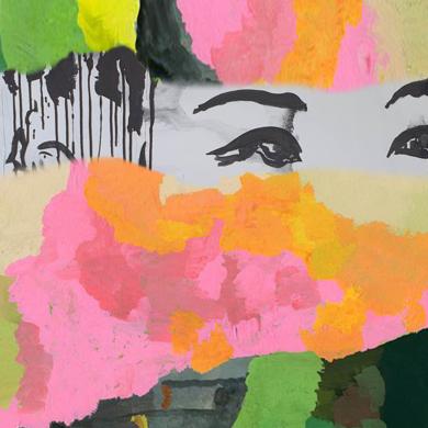 Miradas rasgadas|DibujodeANA  SOLER   FERNÁNDEZ| Compra arte en Flecha.es