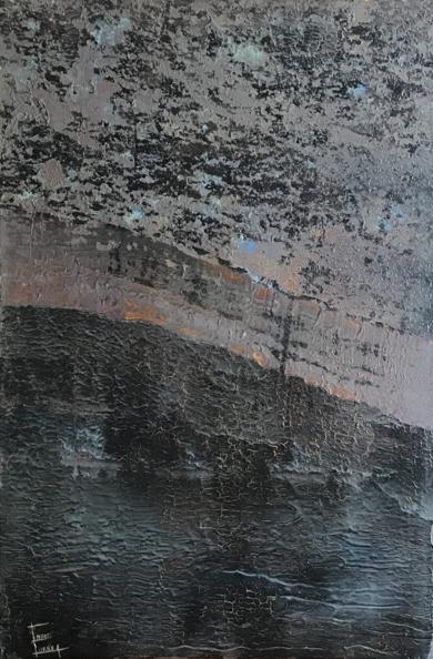 Elegancia II|PinturadeEnric Correa| Compra arte en Flecha.es