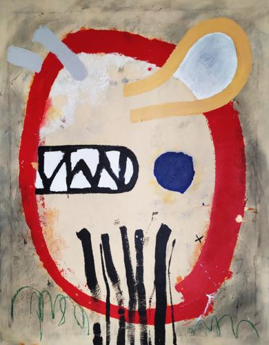 Demudation|PinturadeHéctor Glez| Compra arte en Flecha.es