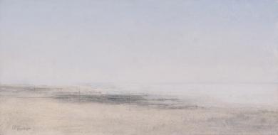Bajamar en La Jara XVII|PinturadeJosé Luis Romero| Compra arte en Flecha.es