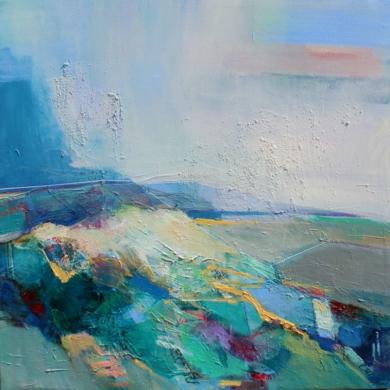 Drifting Into Summer|PinturadeMagdalena Morey| Compra arte en Flecha.es