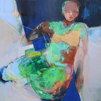 Prism|PinturadeMagdalena Morey| Compra arte en Flecha.es