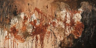 Movimento II|PinturadeInes Capella| Compra arte en Flecha.es