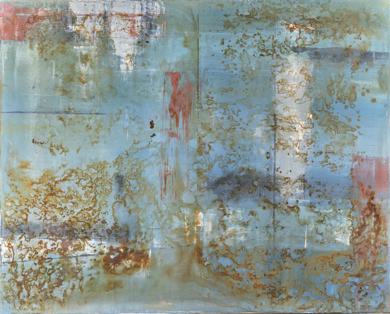 Meditación II|PinturadeMaria San Martin| Compra arte en Flecha.es