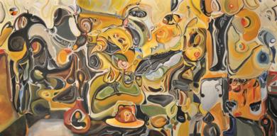 El Sueño|PinturadeRICHARD MARTIN| Compra arte en Flecha.es