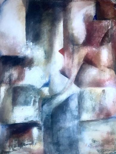Laberintos|PinturadeCristina Ibáñez| Compra arte en Flecha.es
