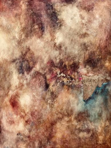Génesis|PinturadeCristina Ibáñez| Compra arte en Flecha.es