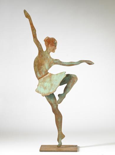 Bailarina III|EsculturadeMaria San Martin| Compra arte en Flecha.es